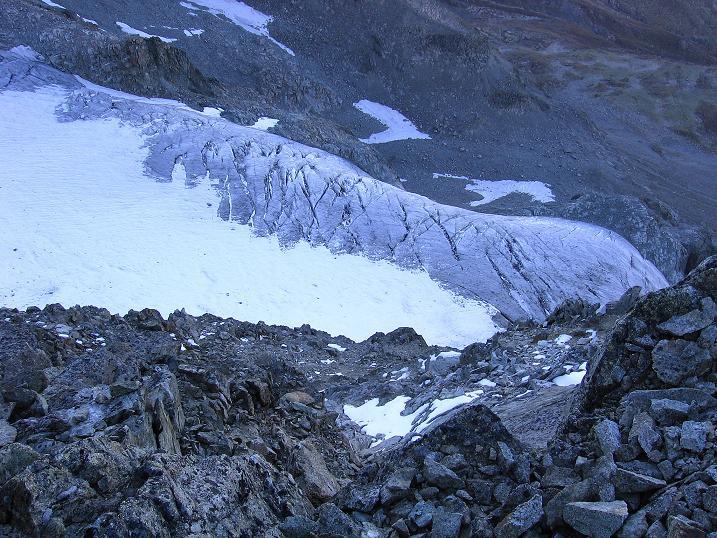 Foto: Andreas Koller / Wander Tour / Hoch über St. Moritz auf den Piz Julier (3380 m) / 07.10.2009 20:14:40
