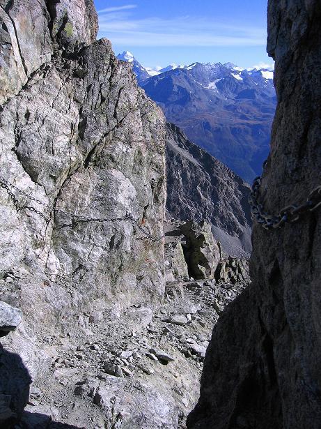 Foto: Andreas Koller / Wander Tour / Hoch über St. Moritz auf den Piz Julier (3380 m) / 07.10.2009 20:14:22