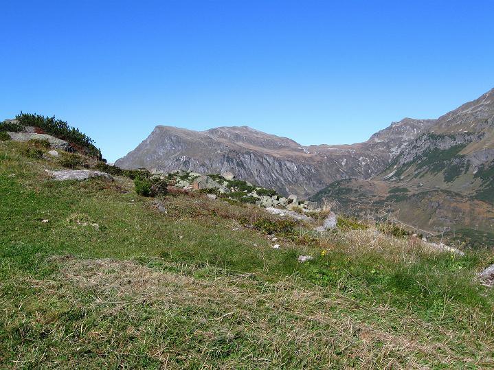 Foto: Andreas Koller / Klettersteig Tour / Klettersteig Silvapark (2671 m) / 10.10.2009 14:43:24