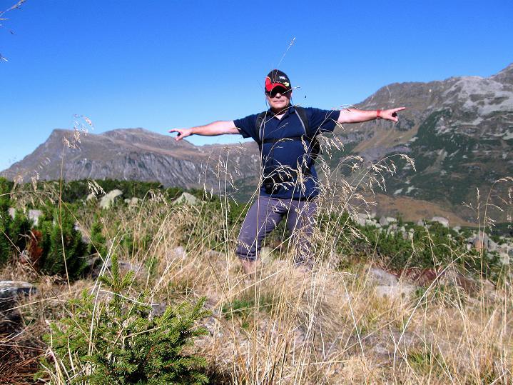 Foto: Andreas Koller / Klettersteig Tour / Klettersteig Silvapark (2671 m) / 10.10.2009 14:43:18