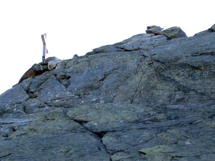 Foto: Andreas Koller / Klettersteig Tour / Klettersteig Silvapark (2671 m) / 10.10.2009 14:34:45