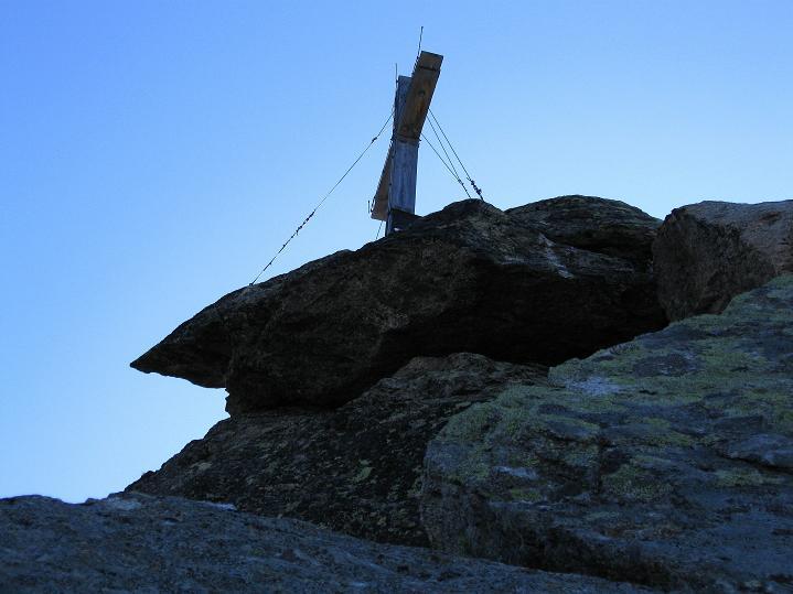 Foto: Andreas Koller / Klettersteig Tour / Klettersteig Silvapark (2671 m) / 10.10.2009 14:33:11