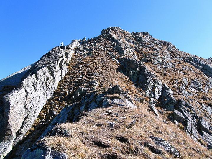 Foto: Andreas Koller / Klettersteig Tour / Klettersteig Silvapark (2671 m) / 10.10.2009 14:26:46