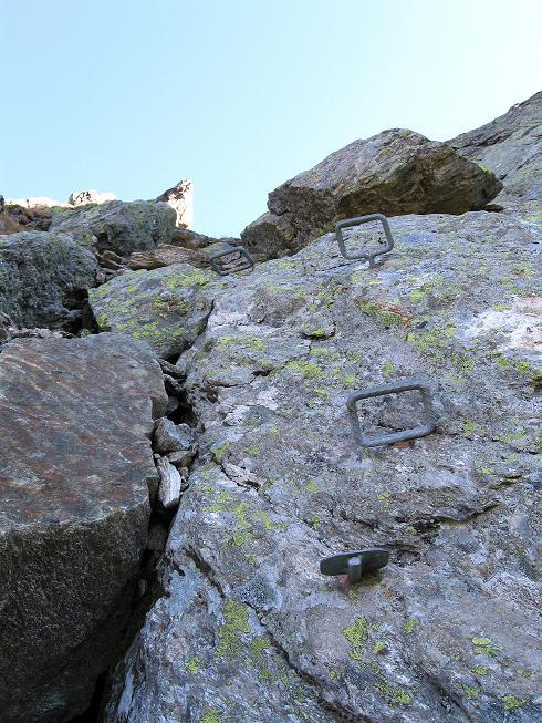 Foto: Andreas Koller / Klettersteig Tour / Klettersteig Silvapark (2671 m) / 10.10.2009 14:25:18