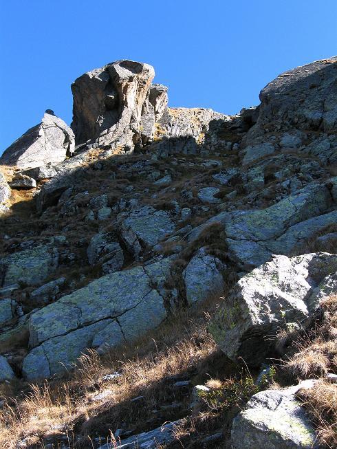 Foto: Andreas Koller / Klettersteig Tour / Klettersteig Silvapark (2671 m) / 10.10.2009 14:25:05