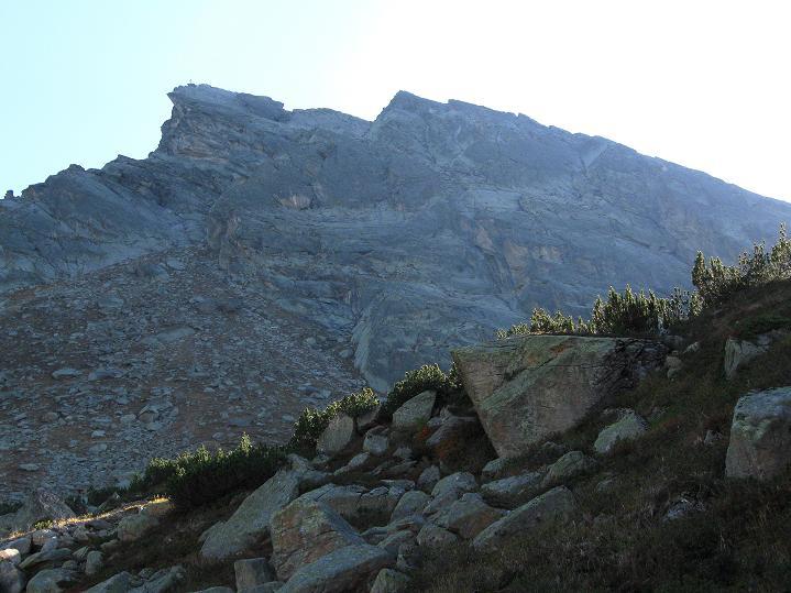 Foto: Andreas Koller / Klettersteig Tour / Klettersteig Silvapark (2671 m) / Ballunspitze - Nordwand / 10.10.2009 14:24:04