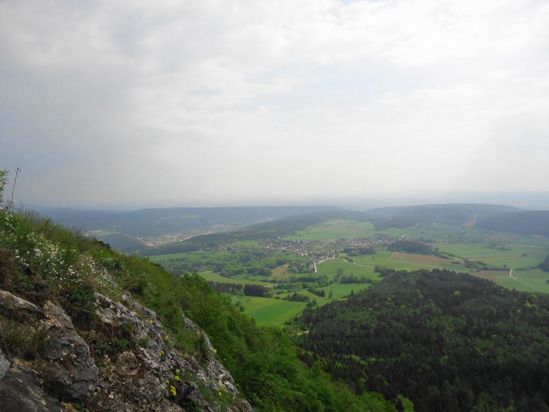 Foto: Günter Siegl / Klettersteig Tour / Ganghofersteig (826m) / 03.05.2014 21:07:54
