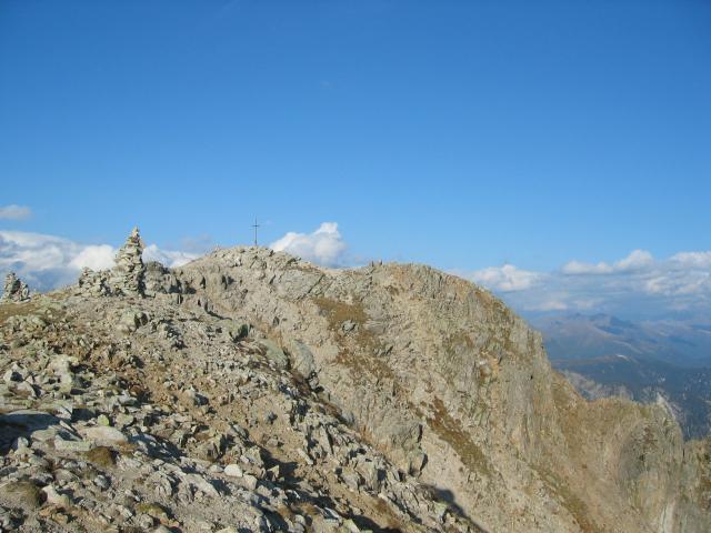 Foto: pepi4813 / Wander Tour / Vom Penser Joch zur Tatschspitze / Tatschspitze / 14.10.2009 20:11:20