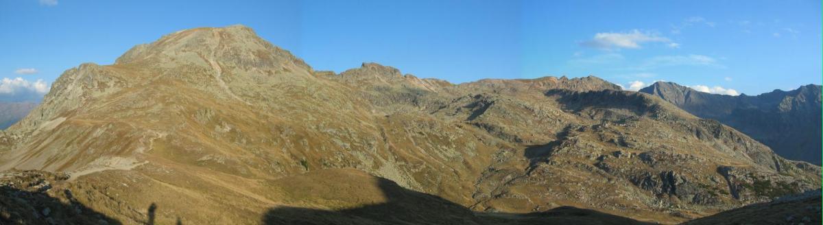 Foto: pepi4813 / Wander Tour / Vom Penser Joch zur Tatschspitze / Tatschspitze / 14.10.2009 20:09:24