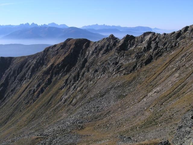 Foto: pepi4813 / Wander Tour / Von Terenten auf die Eidechsspitze / Eidechsspitze Südgrat / 14.10.2009 20:45:46