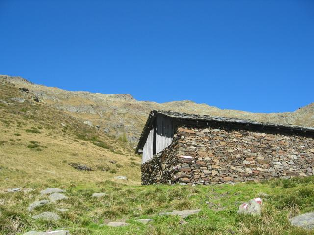 Foto: pepi4813 / Wander Tour / Von Terenten auf die Eidechsspitze / Kompfosshütte / 14.10.2009 20:45:30