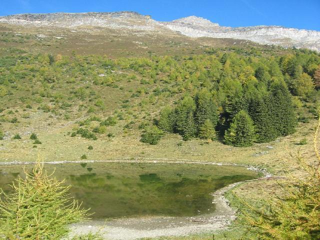 Foto: pepi4813 / Wander Tour / Vom Pfitschtal auf den Wolfendorn / Hatzlacke / 16.10.2009 10:23:27