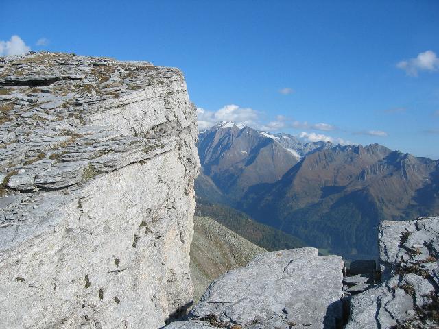 Foto: pepi4813 / Wander Tour / Vom Pfitschtal auf den Wolfendorn / Am Landhuter Höhenweg (Weg Nr. 3) / 16.10.2009 10:24:55