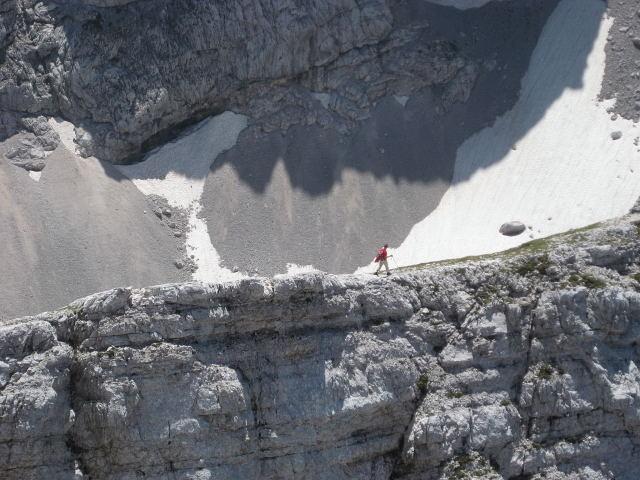 Foto: Wolfgang Lauschensky / Wander Tour / Cmir (2393m) / einsame Gratwanderung / 17.10.2009 18:39:42