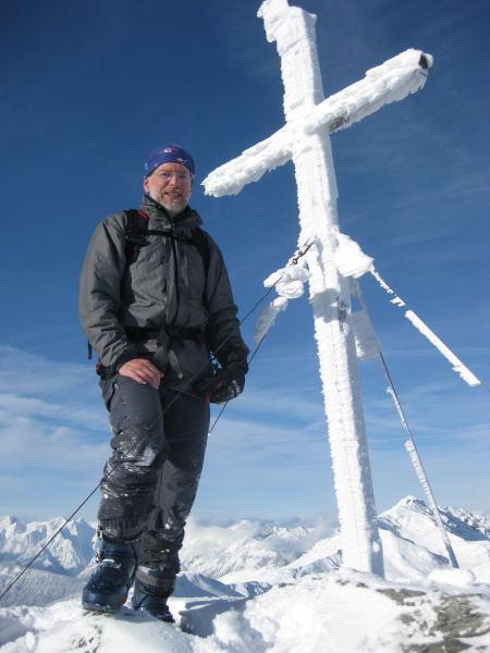 Foto: Wolfgang Lauschensky / Ski Tour / Pfaffenbichl 2431m / Pfaffenbichl / 18.10.2009 18:11:34