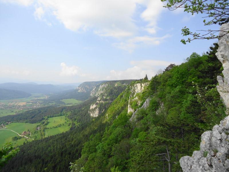 Foto: Günter Siegl / Klettersteig Tour / Hanselsteig und Leiterlsteig (870m) / Hohe Wand / 03.05.2014 20:56:18