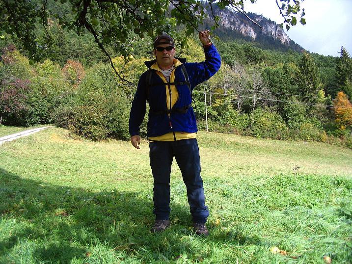 Foto: Andreas Koller / Klettersteig Tour / Hanselsteig und Leiterlsteig (870m) / 19.10.2009 19:37:43
