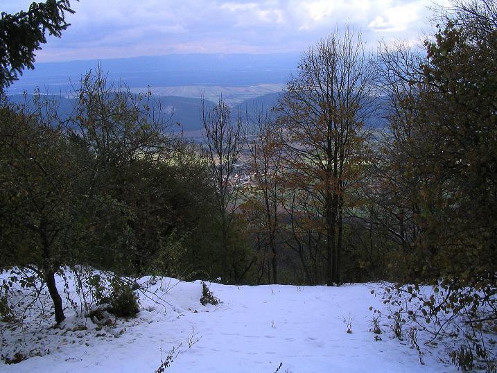 Foto: Andreas Koller / Klettersteig Tour / Hanselsteig und Leiterlsteig (870m) / 19.10.2009 19:31:43