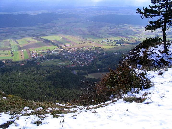 Foto: Andreas Koller / Klettersteig Tour / Hanselsteig und Leiterlsteig (870m) / 19.10.2009 19:31:28
