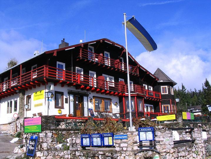 Foto: Andreas Koller / Klettersteig Tour / Hanselsteig und Leiterlsteig (870m) / 19.10.2009 19:31:06