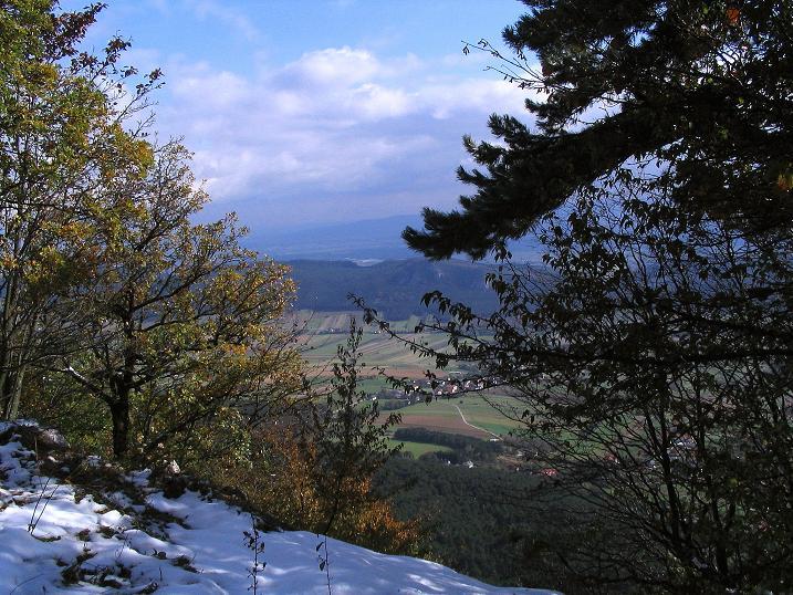 Foto: Andreas Koller / Klettersteig Tour / Hanselsteig und Leiterlsteig (870m) / 19.10.2009 19:30:42