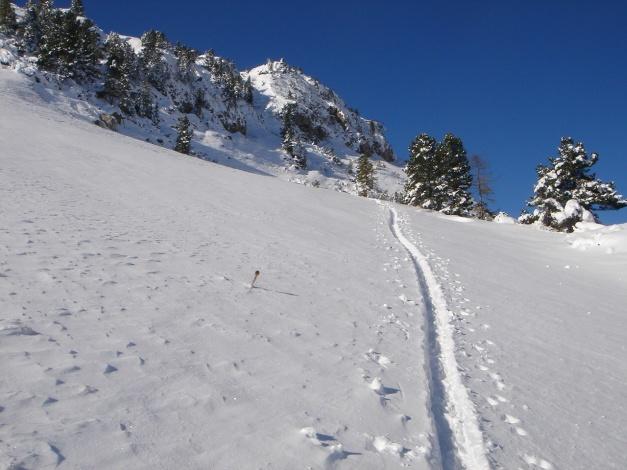 Foto: Manfred Karl / Ski Tour / Gamsleitenspitze, 2359 m / 21.10.2009 21:32:18