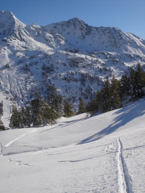 Foto: Manfred Karl / Ski Tour / Gamsleitenspitze, 2359 m / 21.10.2009 21:32:06