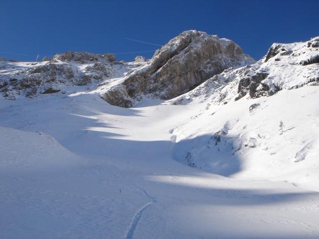 Foto: Manfred Karl / Ski Tour / Gamsleitenspitze, 2359 m / 21.10.2009 21:31:52