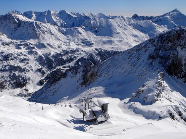 Foto: Manfred Karl / Ski Tour / Gamsleitenspitze, 2359 m / 21.10.2009 21:27:56