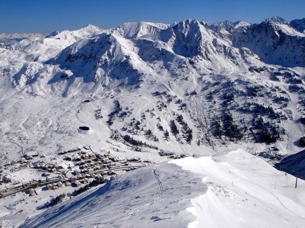 Foto: Manfred Karl / Ski Tour / Gamsleitenspitze, 2359 m / 21.10.2009 21:27:40