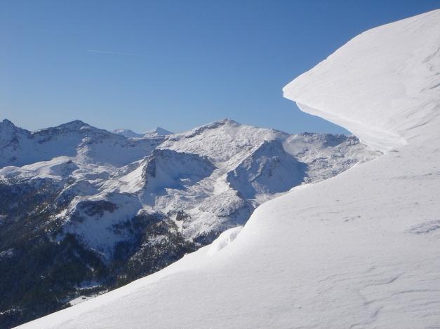 Foto: Manfred Karl / Ski Tour / Gamsleitenspitze, 2359 m / 21.10.2009 21:27:16