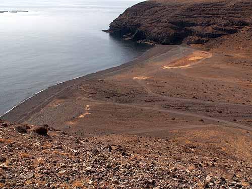 Foto: lobivia / Wander Tour / Von Femés nach Puerto del Carmen / Playa del Paso / 25.10.2009 21:32:59