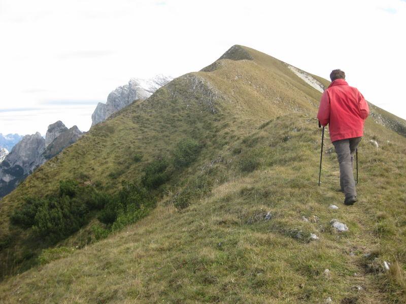 Foto: Wolfgang Lauschensky / Wander Tour / Col Mat 1981m / Col Mat 1981m / 30.10.2009 13:52:28