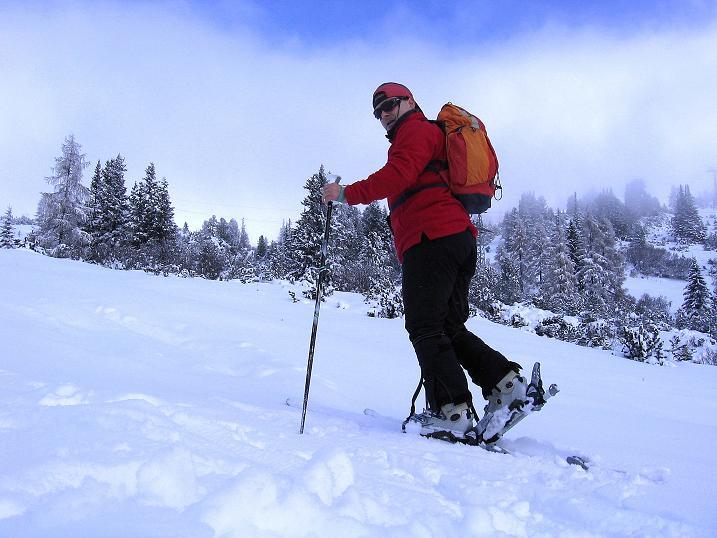 Foto: Andreas Koller / Ski Tour / Durchs Plattenkar auf die Plattenspitze (2294 m) / 08.11.2009 20:13:57