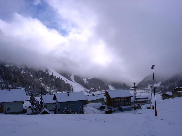 Foto: Andreas Koller / Ski Tour / Durchs Plattenkar auf die Plattenspitze (2294 m) / 08.11.2009 20:13:52