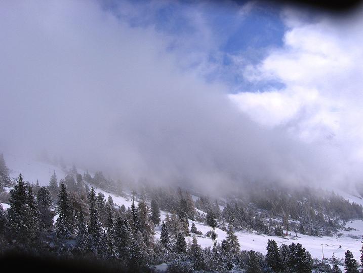 Foto: Andreas Koller / Ski Tour / Durchs Plattenkar auf die Plattenspitze (2294 m) / 08.11.2009 20:13:46