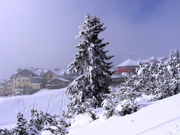 Foto: Andreas Koller / Ski Tour / Durchs Plattenkar auf die Plattenspitze (2294 m) / 08.11.2009 20:13:37