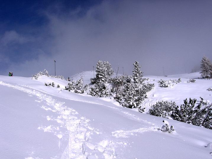 Foto: Andreas Koller / Ski Tour / Durchs Plattenkar auf die Plattenspitze (2294 m) / 08.11.2009 20:13:30