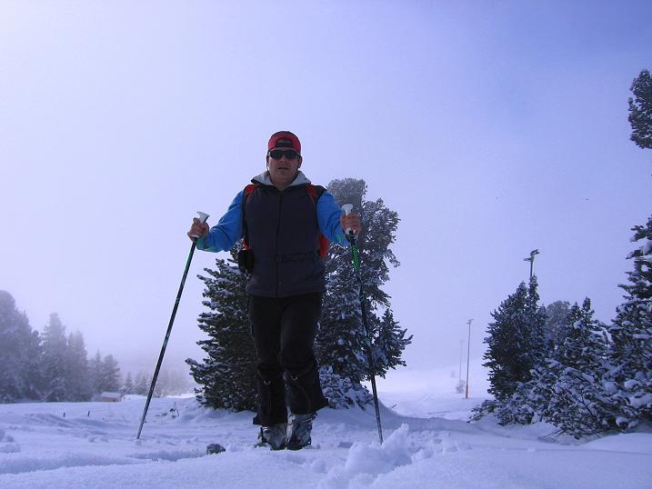 Foto: Andreas Koller / Ski Tour / Durchs Plattenkar auf die Plattenspitze (2294 m) / 08.11.2009 20:13:08