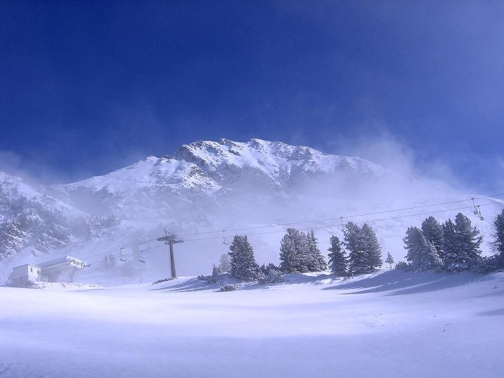 Foto: Andreas Koller / Ski Tour / Durchs Plattenkar auf die Plattenspitze (2294 m) / Gamskarlspitze (2411m) / 08.11.2009 20:12:53