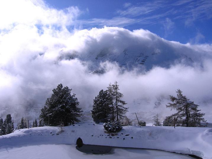 Foto: Andreas Koller / Ski Tour / Durchs Plattenkar auf die Plattenspitze (2294 m) / 08.11.2009 20:12:01