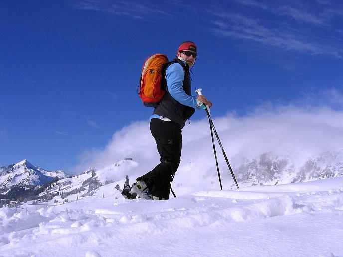 Foto: Andreas Koller / Ski Tour / Durchs Plattenkar auf die Plattenspitze (2294 m) / 08.11.2009 20:11:55