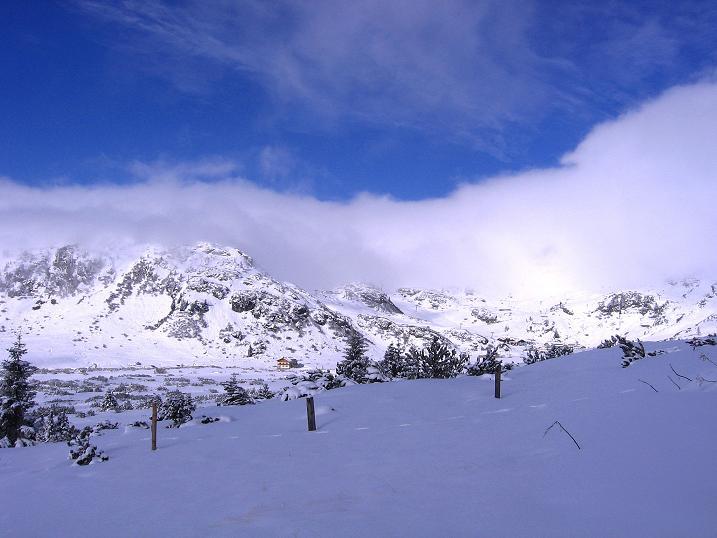 Foto: Andreas Koller / Ski Tour / Durchs Plattenkar auf die Plattenspitze (2294 m) / 08.11.2009 20:11:40