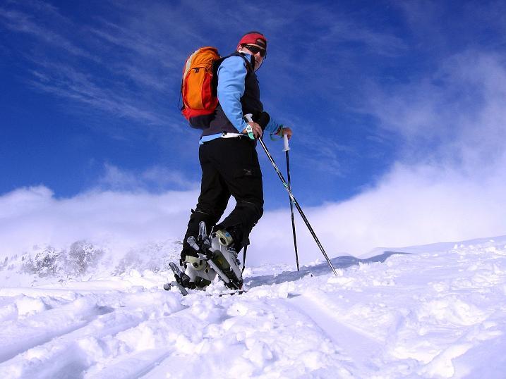 Foto: Andreas Koller / Ski Tour / Durchs Plattenkar auf die Plattenspitze (2294 m) / 08.11.2009 20:11:34