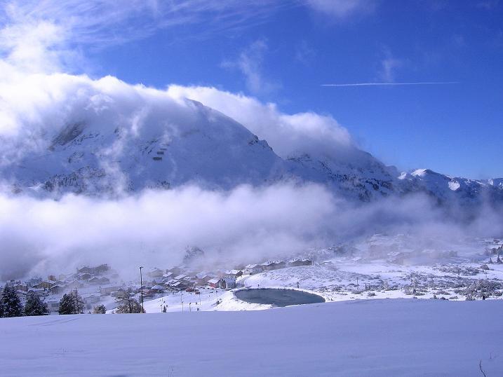 Foto: Andreas Koller / Ski Tour / Durchs Plattenkar auf die Plattenspitze (2294 m) / 08.11.2009 20:11:11