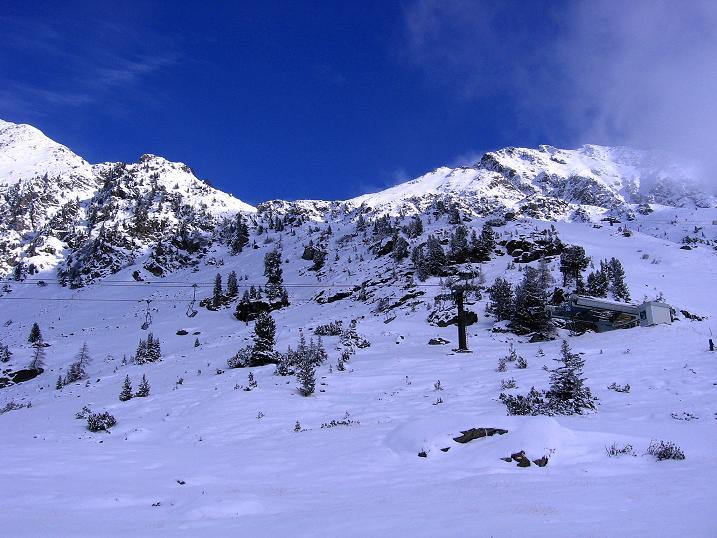 Foto: Andreas Koller / Ski Tour / Durchs Plattenkar auf die Plattenspitze (2294 m) / 08.11.2009 20:11:05
