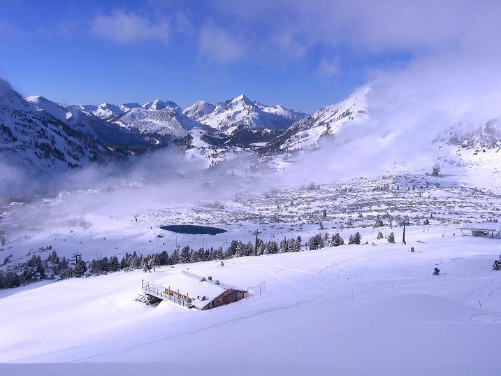 Foto: Andreas Koller / Ski Tour / Durchs Plattenkar auf die Plattenspitze (2294 m) / 08.11.2009 20:10:56