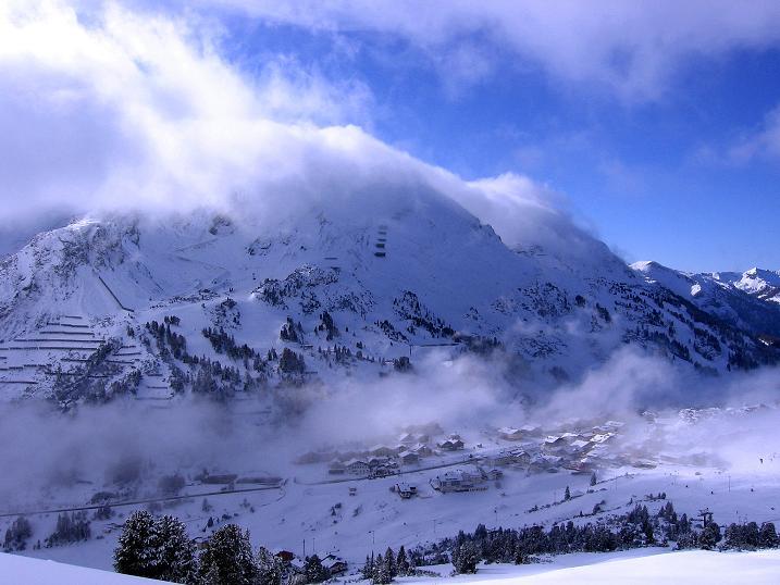 Foto: Andreas Koller / Ski Tour / Durchs Plattenkar auf die Plattenspitze (2294 m) / 08.11.2009 20:10:48