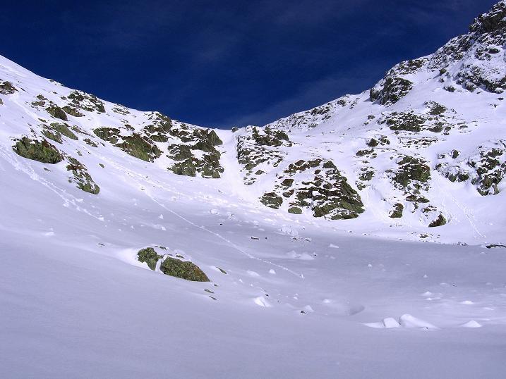 Foto: Andreas Koller / Ski Tour / Durchs Plattenkar auf die Plattenspitze (2294 m) / Plattenkar / 08.11.2009 20:10:06