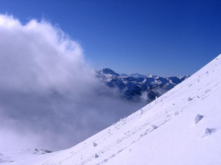 Foto: Andreas Koller / Ski Tour / Durchs Plattenkar auf die Plattenspitze (2294 m) / 08.11.2009 20:09:38